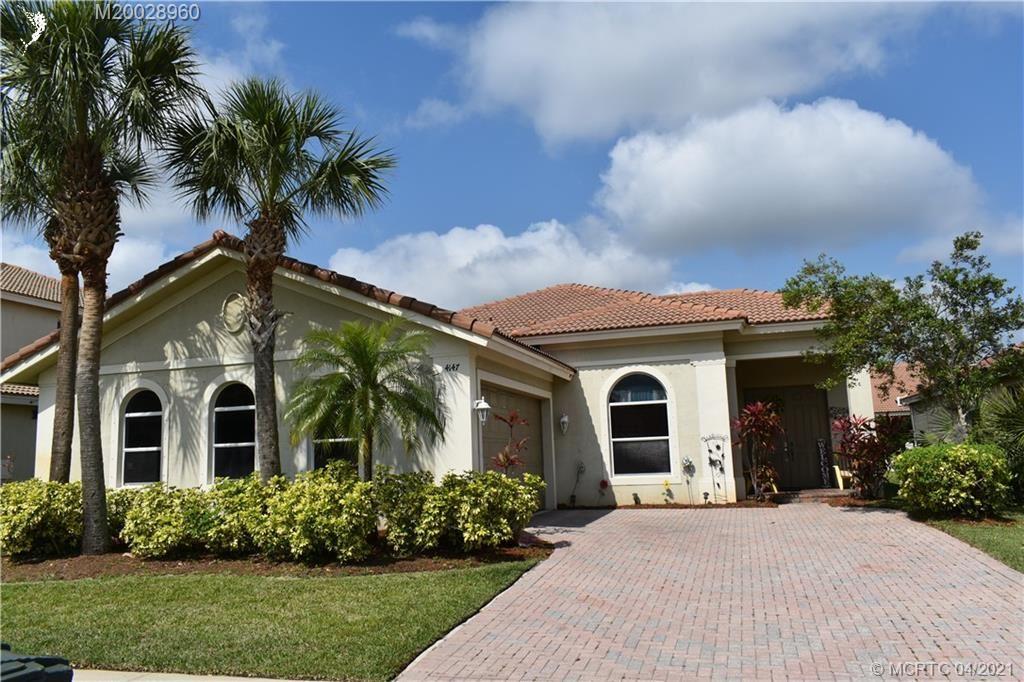 Photo of 4147 Worlington Terrace, Fort Pierce, FL 34947 (MLS # M20028960)