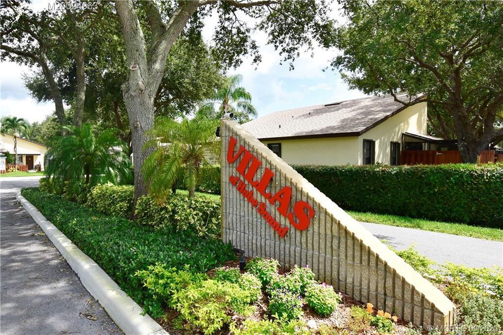 8081 SE Villa Circle, Hobe Sound, FL 33455 - #: M20024963