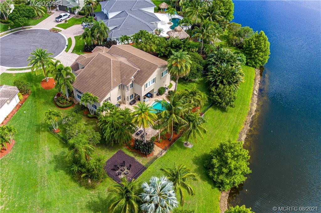 Photo of 2537 SW Park Meadows Trail, Palm City, FL 34990 (MLS # M20029964)