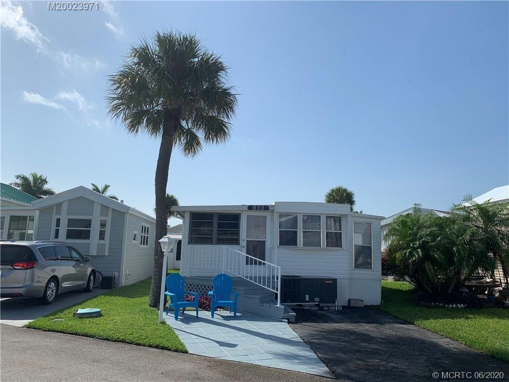 833 nettles Boulevard, Jensen Beach, FL 34957 - #: M20023971