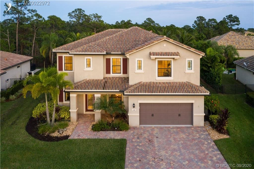 1147 SW Cherry Blossom Lane, Palm City, FL 34990 - #: M20022972