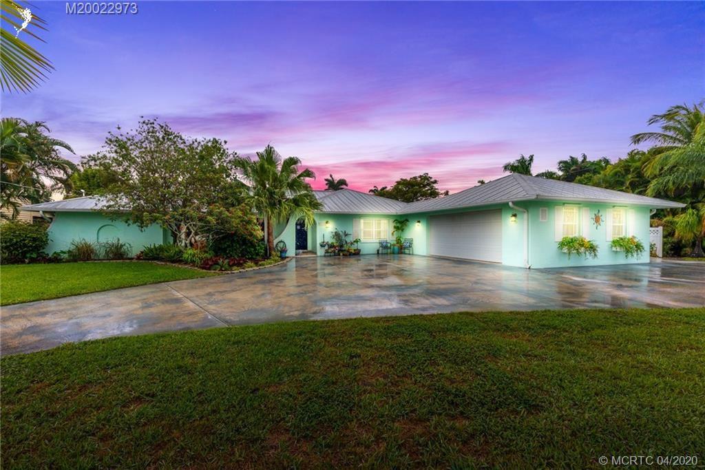 1772 SW Commodore Place, Palm City, FL 34990 - #: M20022973