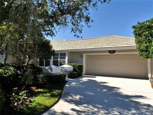 Photo of 2233 NW Seagrass Drive, Palm City, FL 34990 (MLS # M20029974)