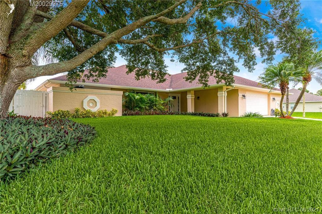 1821 SW Mackenzie Street, Port Saint Lucie, FL 34953 - MLS#: M20029975