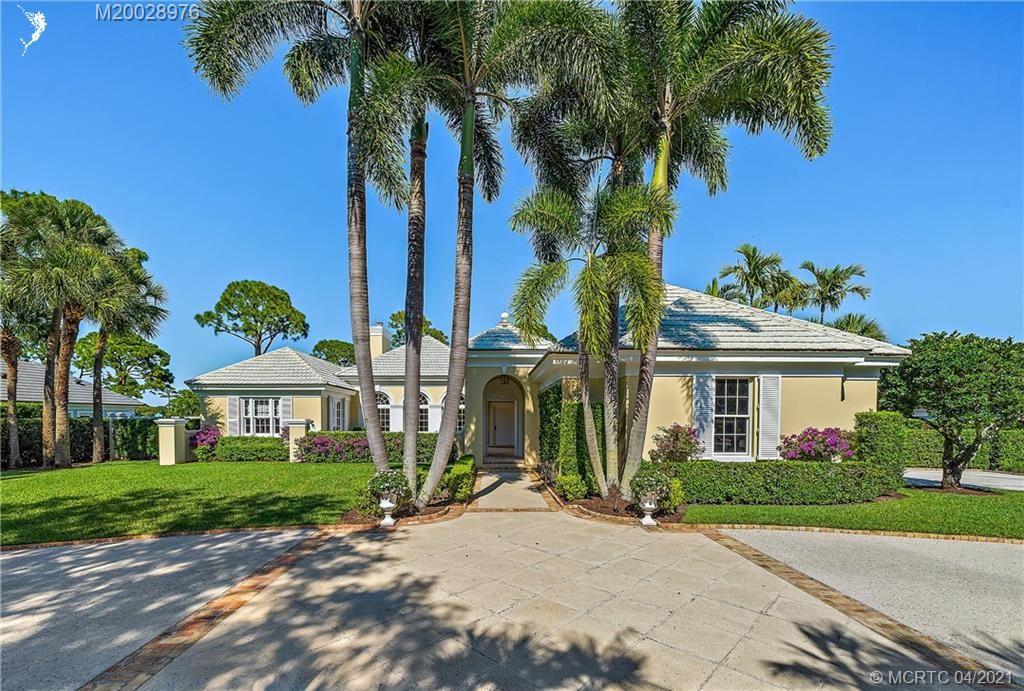 7991 SE Golfhouse Drive, Hobe Sound, FL 33455 - #: M20028976