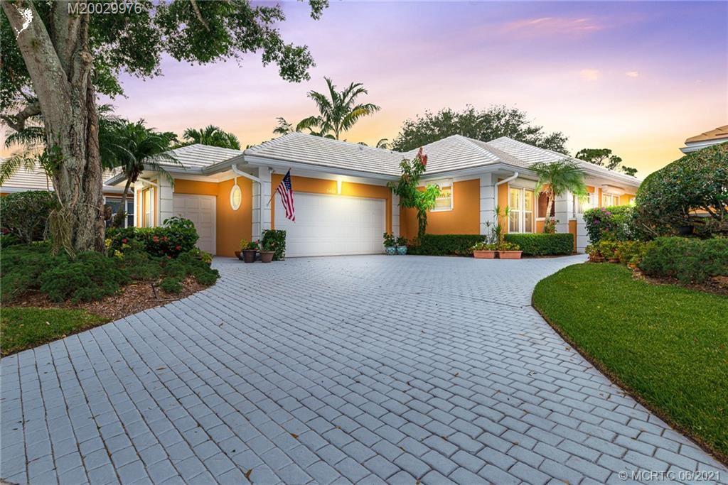 2408 SW Brookwood Lane, Palm City, FL 34990 - #: M20029976