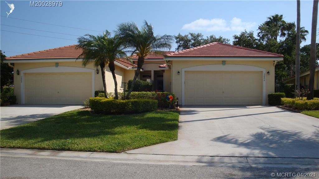 3886 SW Whispering Sound Drive, Palm City, FL 34990 - MLS#: M20028979