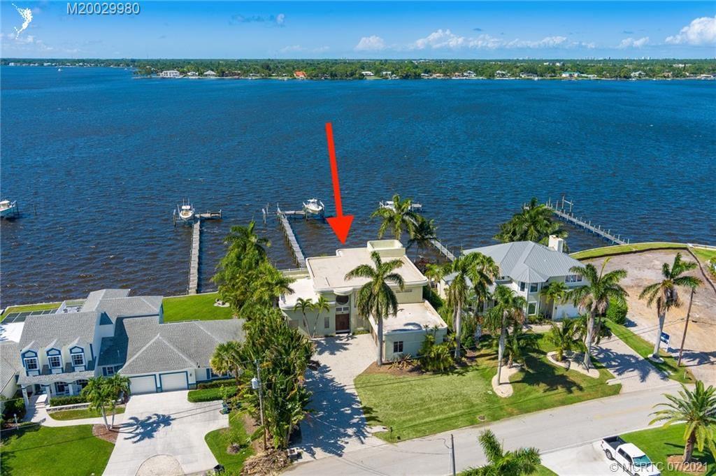 56 SW Riverway Boulevard, Palm City, FL 34990 - #: M20029980