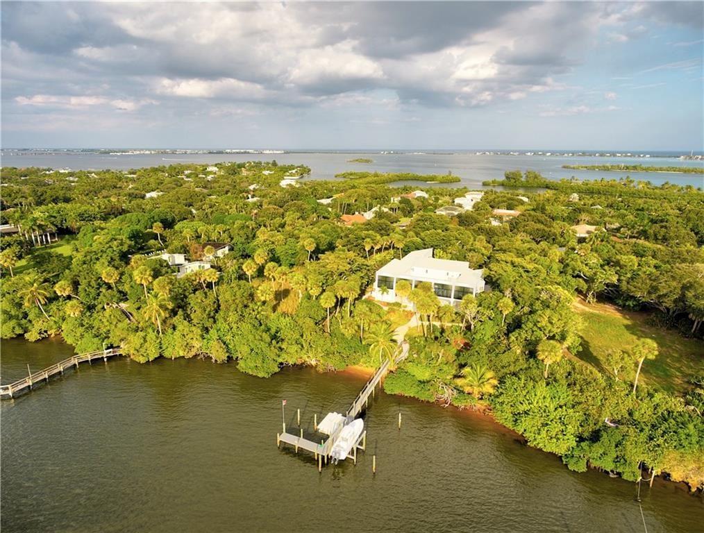 Photo of 159 S river Road, Sewalls Point, FL 34996 (MLS # M20018981)