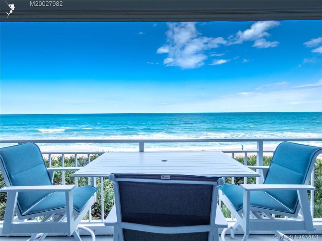 9600 S Ocean Drive #306, Jensen Beach, FL 34957 - MLS#: M20027982