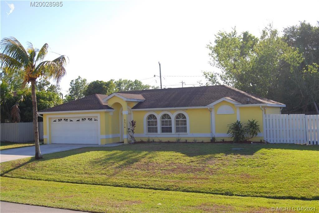 2514 SE Rock Springs Drive, Port Saint Lucie, FL 34952 - MLS#: M20028985