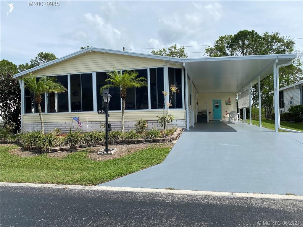 4424 SE Sweetwood Way, Stuart, FL 34997 - #: M20029985
