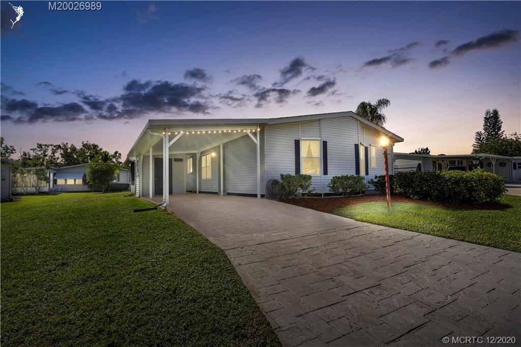 3785 Honeysuckle Court, Port Saint Lucie, FL 34952 - #: M20026989