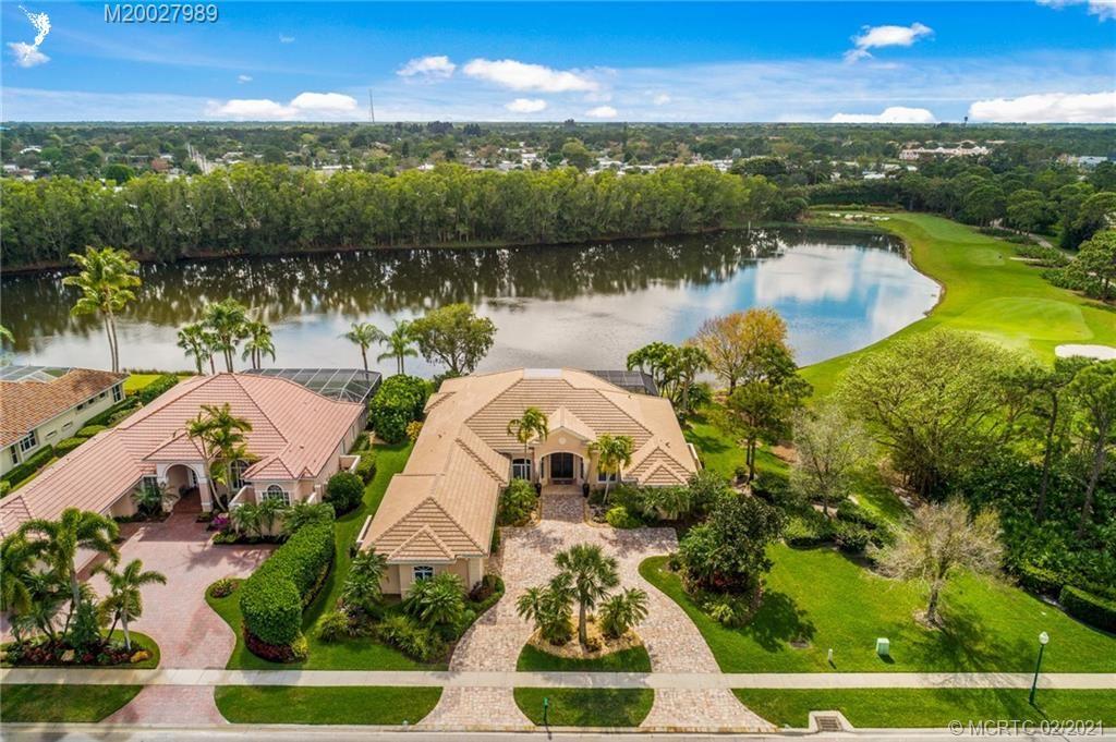 4442 SE Waterford Drive, Stuart, FL 34997 - #: M20027989