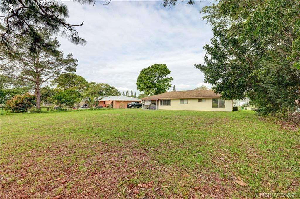 218 SW Cherry Hill Road, Port Saint Lucie, FL 34953 - #: M20027991