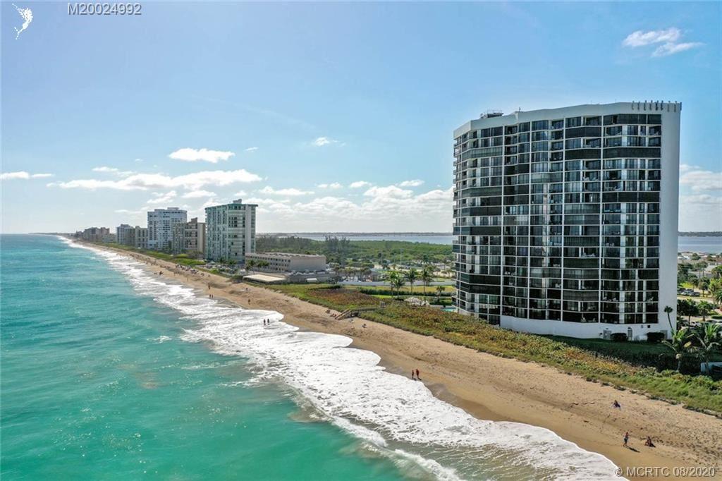 Photo of 9650 S Ocean Drive #1507, Jensen Beach, FL 34957 (MLS # M20024992)