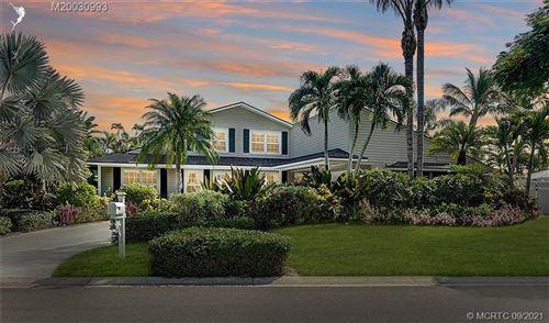 Photo of 7 Lantana Lane, Sewalls Point, FL 34996 (MLS # M20030993)