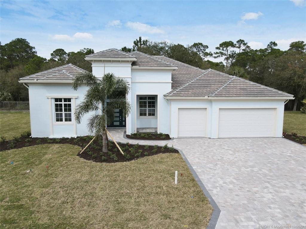 2171 SW Oasis Terrace, Stuart, FL 34997 - #: M20026993