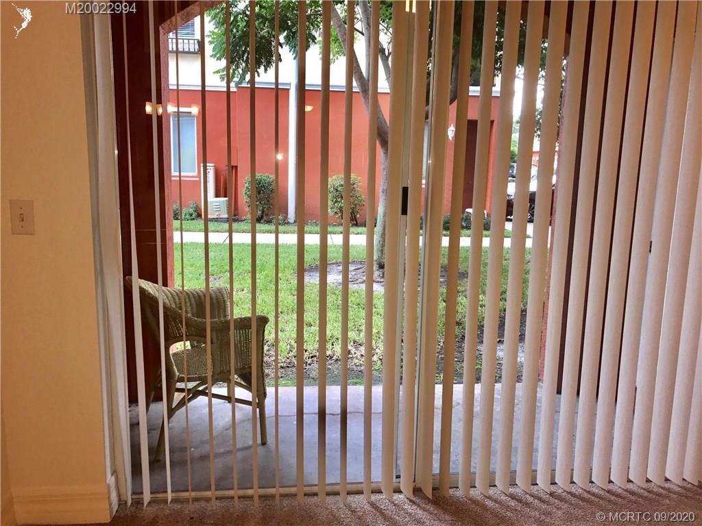 44 SE Sedona Circle #104, Stuart, FL 34994 - #: M20022994