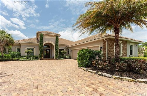 Photo of 3186 SW Goldenglow Drive, Palm City, FL 34990 (MLS # M20029997)