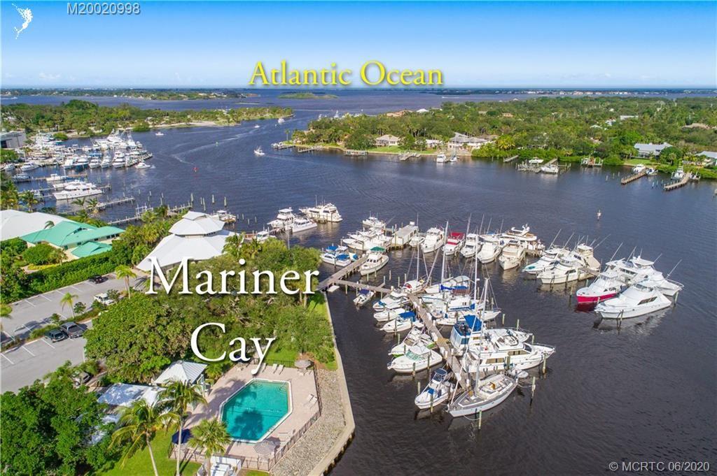 3901 SE Saint Lucie Boulevard #75, Stuart, FL 34997 - #: M20020998