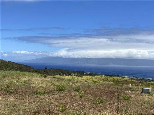 Photo of 810 Mahana Ridge Pl #Lot 48, Lahaina, HI 96761 (MLS # 392010)