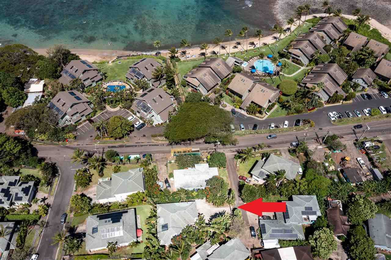 Photo of 4536 LOWER HONOAPIILANI Rd, Lahaina, HI 96761 (MLS # 391011)