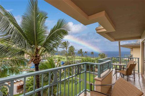 Photo of 1 Ritz Carlton Dr #4-1616, Lahaina, HI 96761 (MLS # 385025)