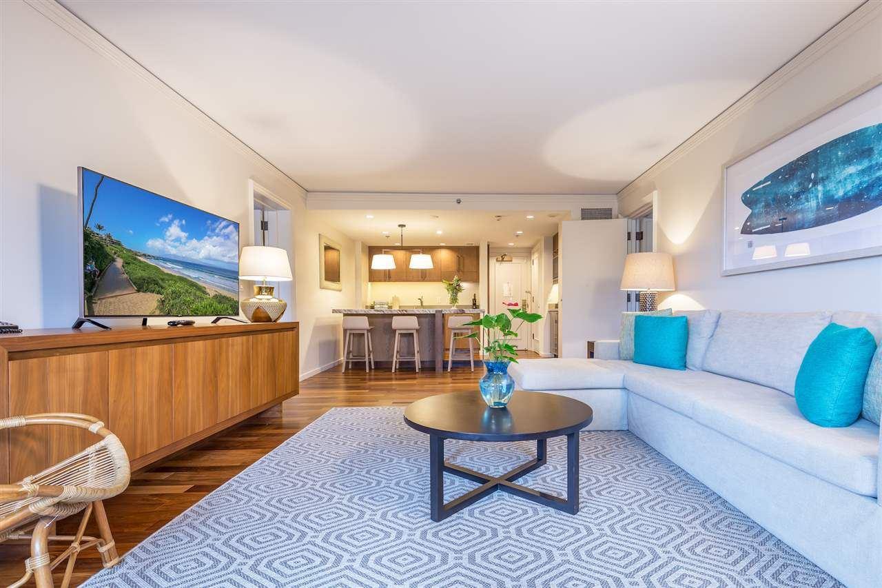 Photo of 1 Ritz Carlton Dr #1614-1616, Lahaina, HI 96761 (MLS # 385025)