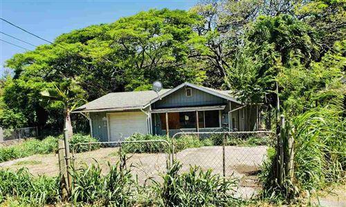 Photo of 7704 Kamehameha V Hwy, Kaunakakai, HI 96748 (MLS # 388035)