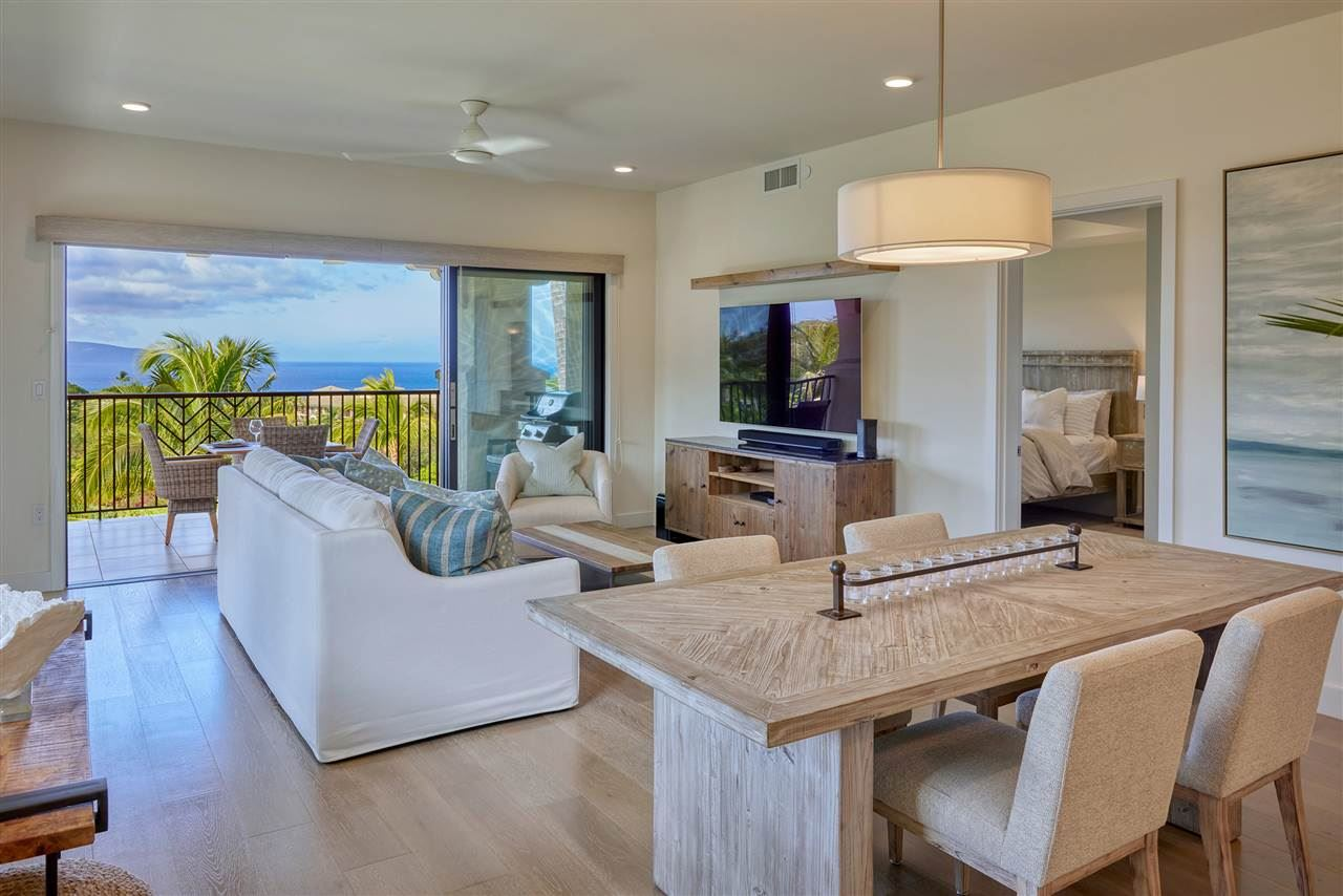 Photo of 51 Wailea Gateway Pl #3-201, Kihei, HI 96753 (MLS # 391045)