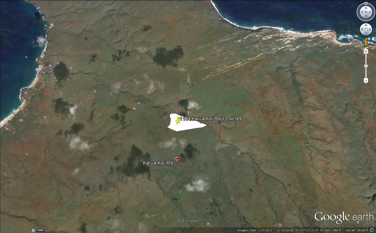 Photo of 1104 Kalua Koi Rd, Maunaloa, HI 96770 (MLS # 388046)