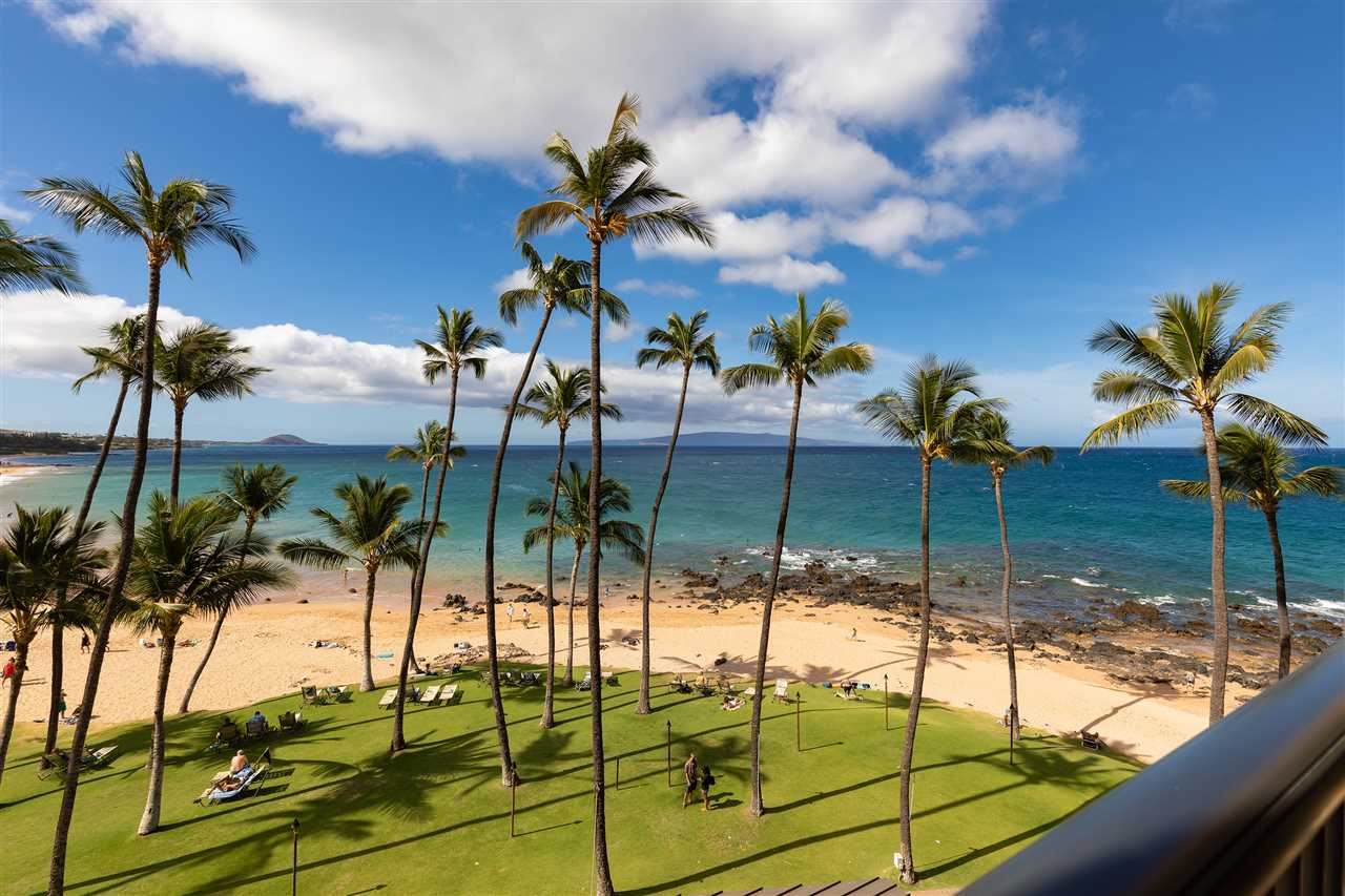 Photo of 2960 S. Kihei Rd #404, Kihei, HI 96753 (MLS # 391057)