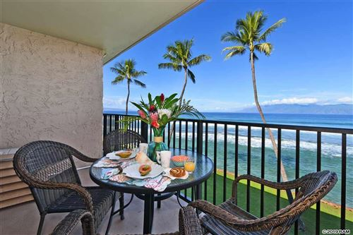 Photo of 3543 Lower Honoapiilani Rd #F306, Lahaina, HI 96761 (MLS # 385058)