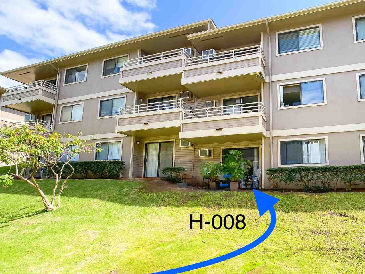 Photo of 2747 S Kihei Rd #H-008, Kihei, HI 96753 (MLS # 391061)