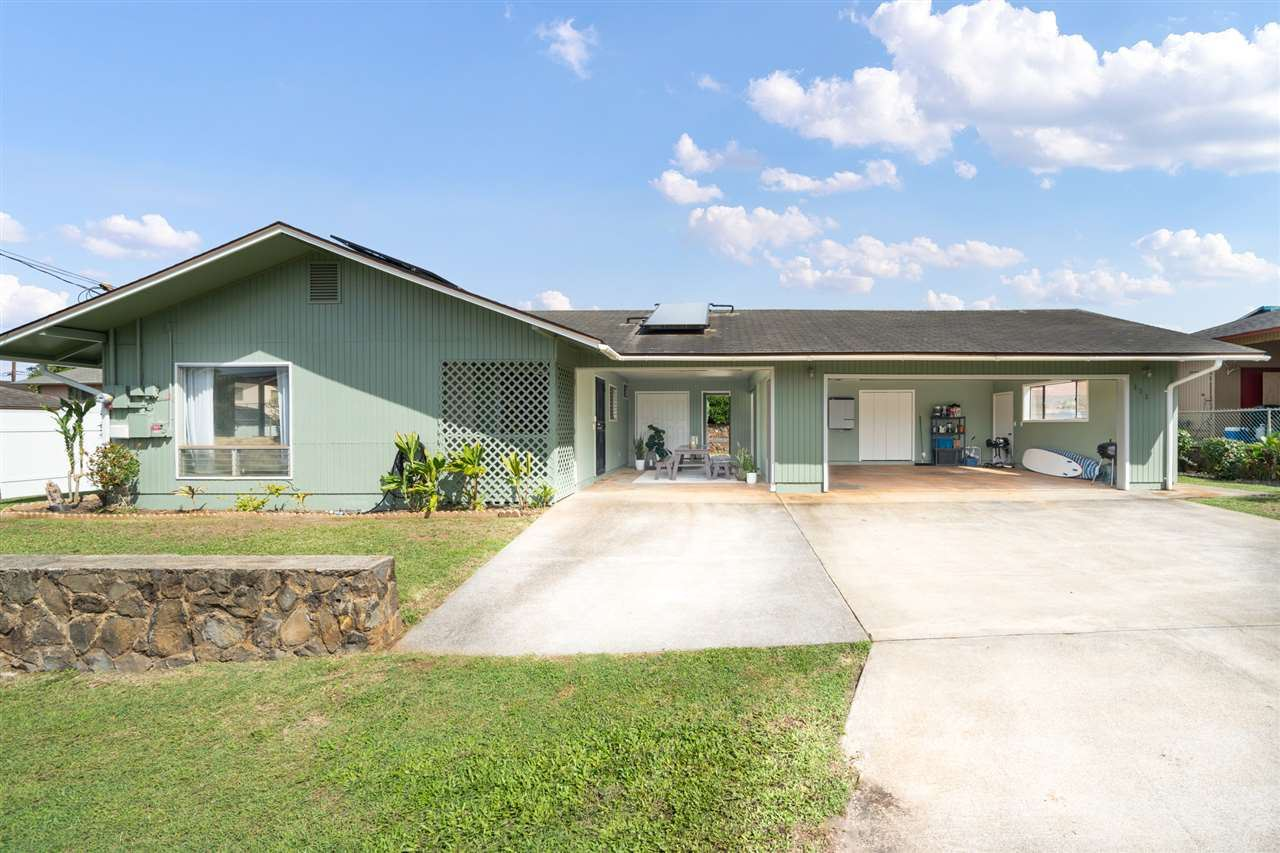 Photo of 533 Pili Loko St, Paia, HI 96779 (MLS # 390064)