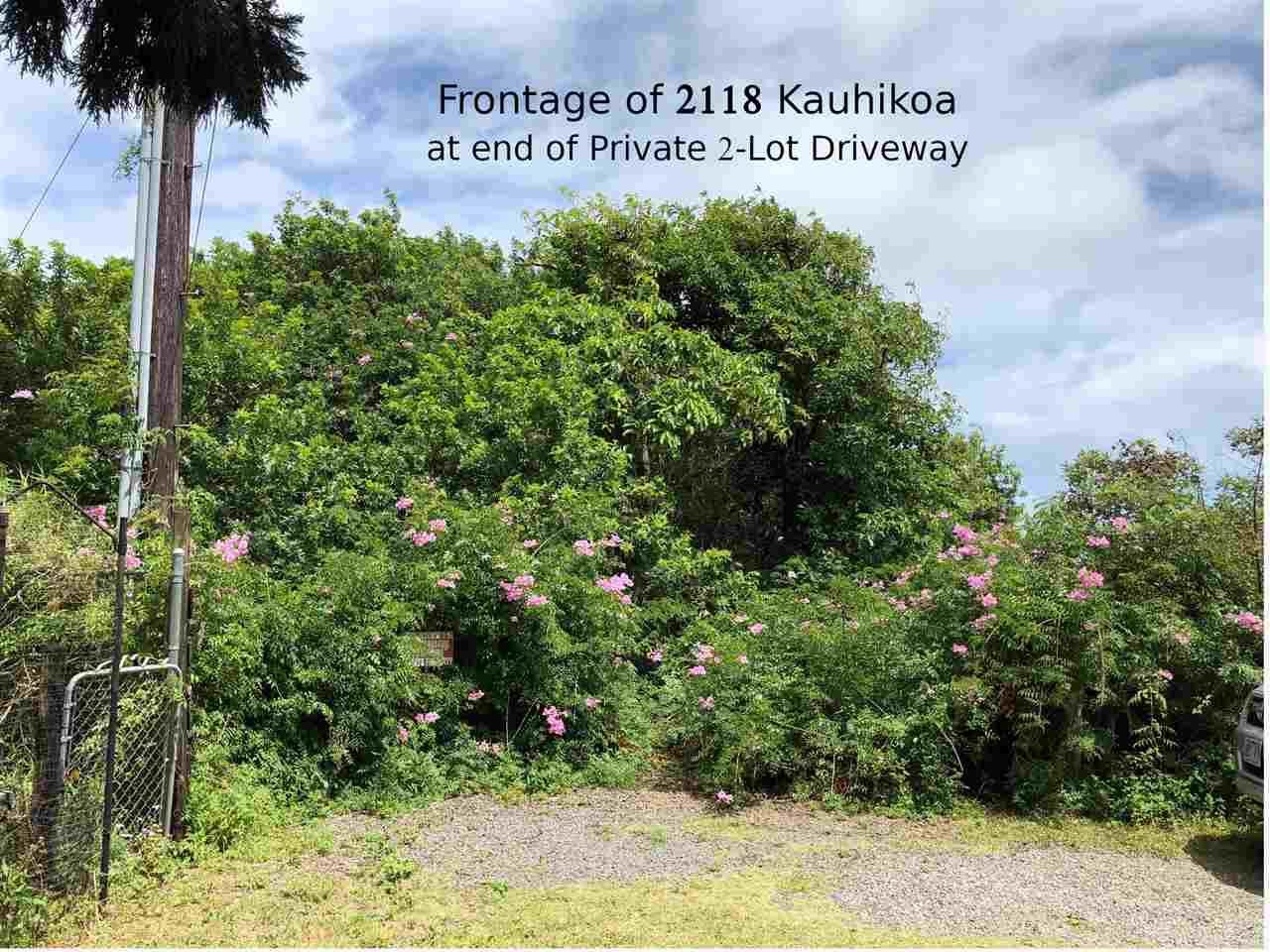 Photo of 2118 Kauhikoa Rd, Haiku, HI 96708 (MLS # 387067)