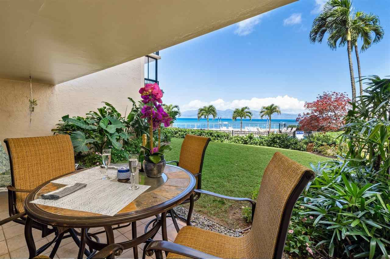 Photo of 4401 Lower Honoapiilani Rd #B102, Lahaina, HI 96761 (MLS # 391078)