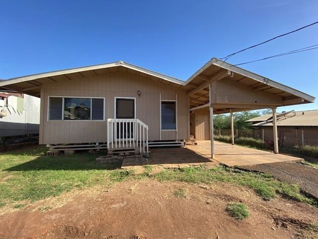 Photo of 50 Moai Loop, Kaunakakai, HI 96748 (MLS # 387082)