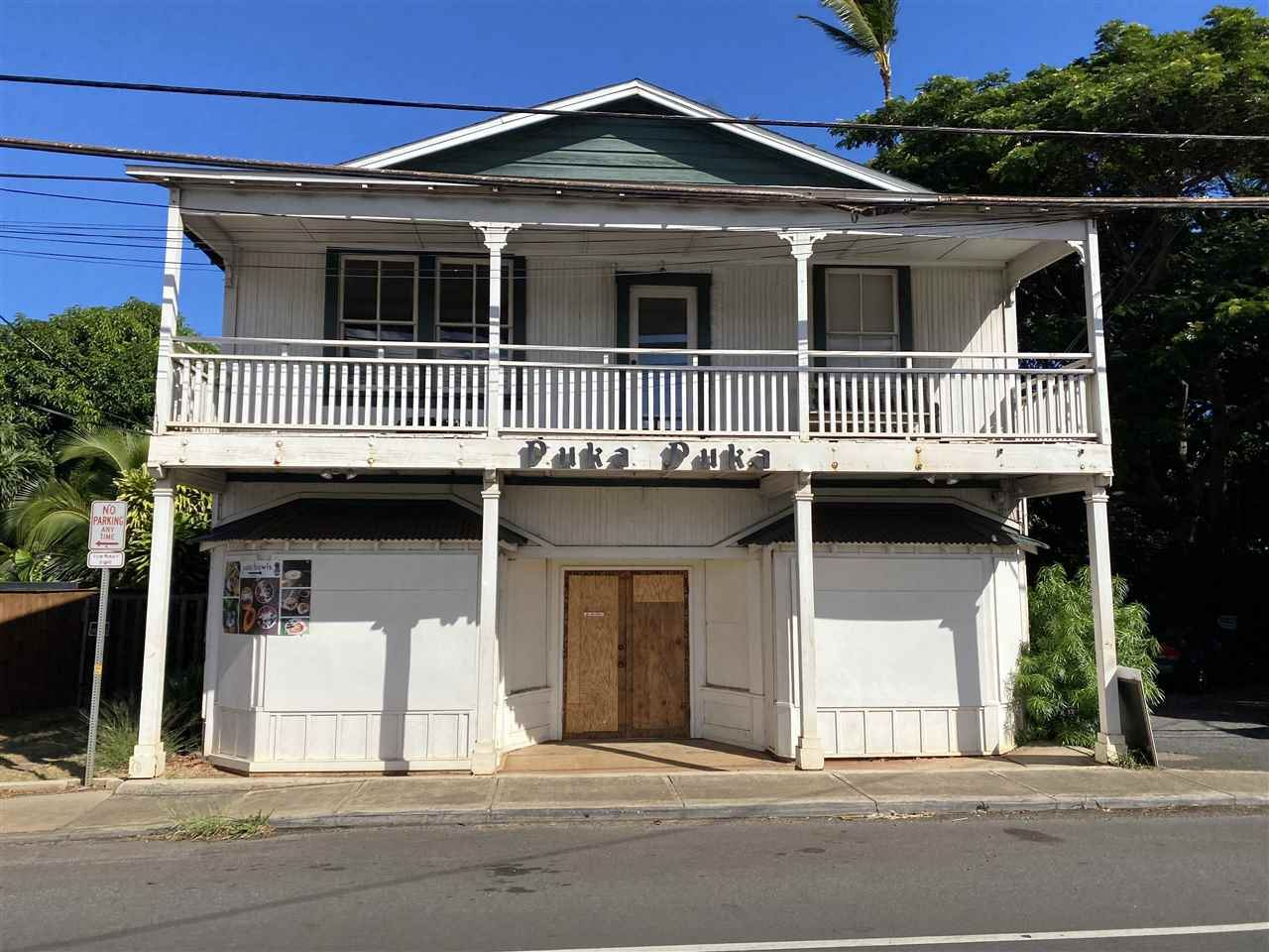 Photo of 43 Hana Hwy, Paia, HI 96779 (MLS # 389101)