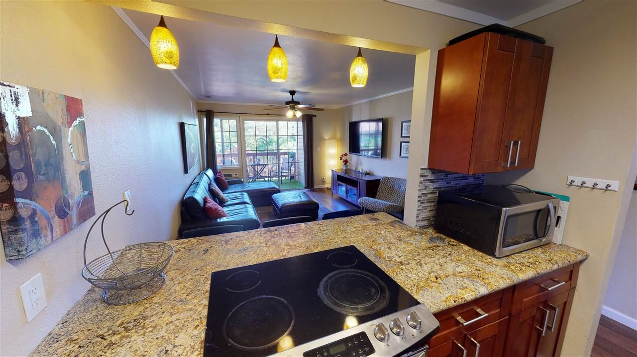 Photo of 140 UWAPO Rd #23-204, Kihei, HI 96753 (MLS # 387119)