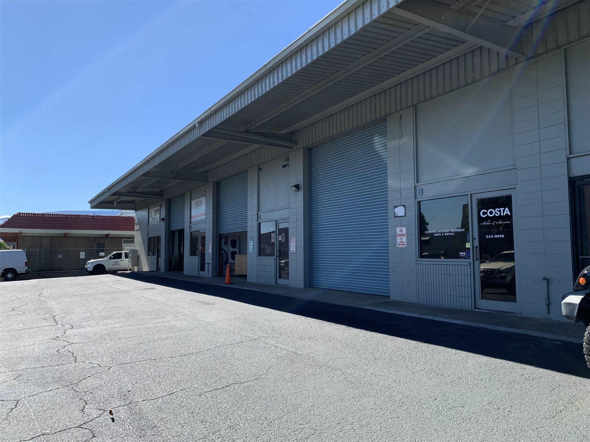 Photo of 401 Hookahi St #5 & 6, Wailuku, HI 96793 (MLS # 393120)