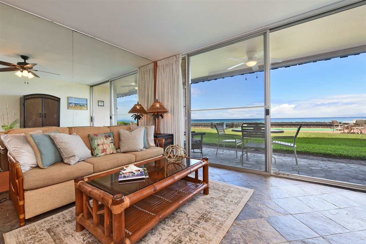Photo of 3741 Lower Honoapiilani Rd #106, Lahaina, HI 96761 (MLS # 387122)