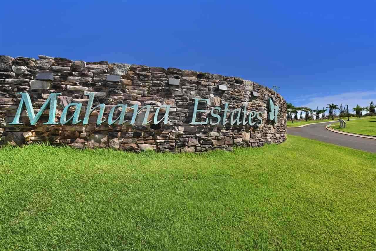 Photo of 840 Mahana Ridge St #Lot 51, Lahaina, HI 96761 (MLS # 390139)