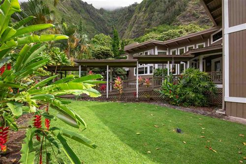 Photo of 33 Alii Dr #1, Wailuku, HI 96793 (MLS # 387167)