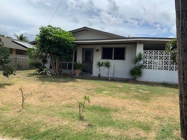 Photo of 673 Onehee Ave, Kahului, HI 96732-1707 (MLS # 387171)