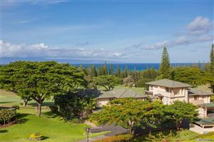 Photo of 500 KAPALUA Dr #20V3, Lahaina, HI 96761 (MLS # 384187)