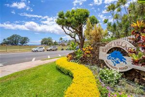 Photo of 140 UWAPO Rd #35-102, Kihei, HI 96753 (MLS # 383195)