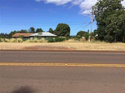 Tiny photo for 0 Farrington Ave, Hoolehua, HI 96729 (MLS # 392206)