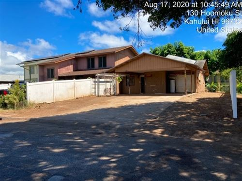 Photo of 140 Hoomoku St, Kahului, HI 96732 (MLS # 388210)